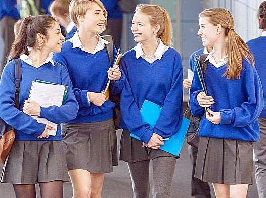 В России появилось молодежное движение за свободу внешнего вида школьников