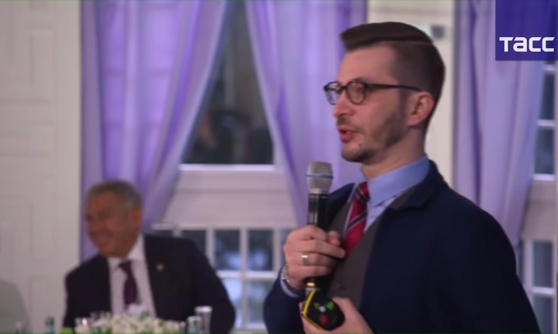 Выступление Андрея Курпатова в Давосе