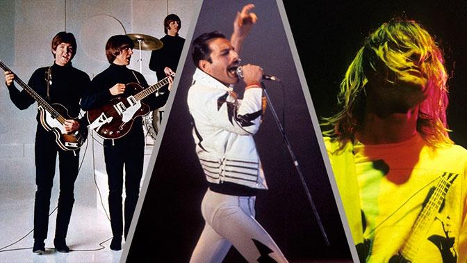 Минкульт внес Nirvana и Queen в культурный норматив школьника