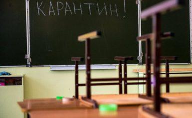 Парты в сторону! Школы аврально переходят на дистанционный режим работы. Как он сказывается на родителях, учителях и детях?