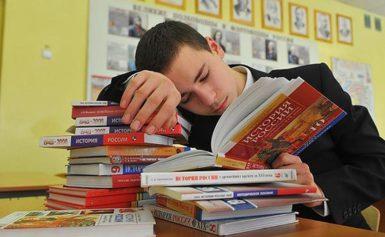 В Госдуме предложили упростить школьную программу